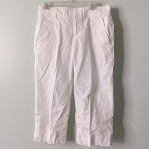 The North Face Cropped Button Hem Hiking Pants 8